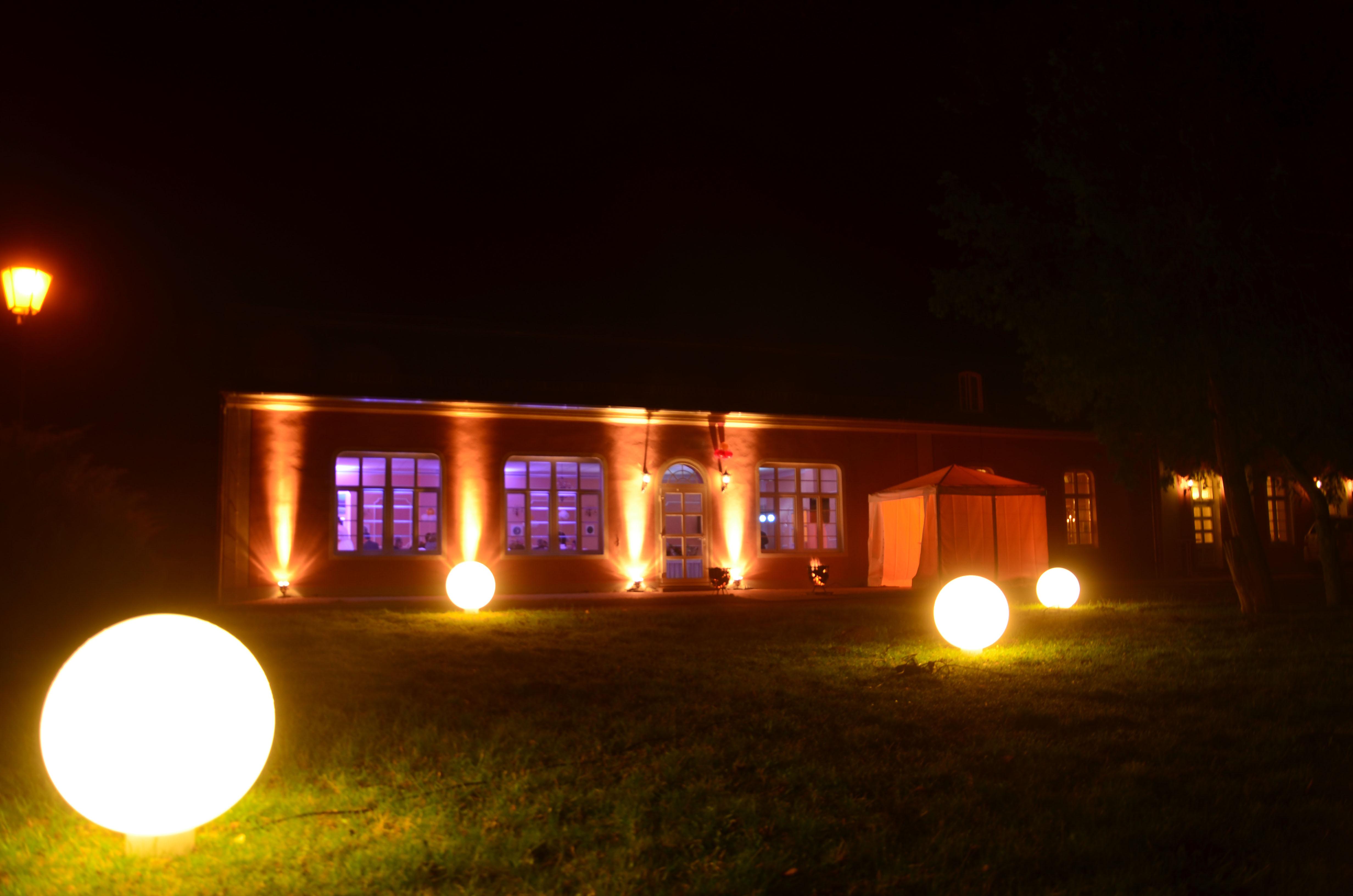 Outdoor Beleuchtung   Veranstaltungsservice Wiebeck Gmbh Lichttechnik Lichttechnik